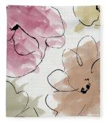 Kasumi II Fleece Blanket