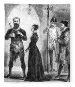 Katharina Kepler, Alleged German Witch Fleece Blanket