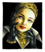 Kathrine Fleece Blanket