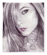Katrina Fleece Blanket