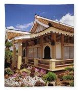Kauai, Hanapepe Fleece Blanket