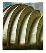 Kauffman Performing Arts Center 1  Fleece Blanket