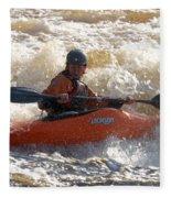 Kayak 9 Just Relax Fleece Blanket