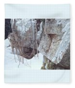 Kb Bateman Robert-silent Witness Robert Bateman Fleece Blanket
