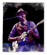 Keb' Mo' Fleece Blanket