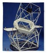 Keck Observatorys Ten Meter Telescope Fleece Blanket