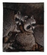 Keep Warm Fleece Blanket