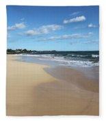 Kekaha Beach Fleece Blanket