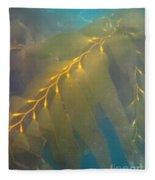 Kelp 2 Fleece Blanket