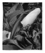 Kelp Point Lobos 8288 Fleece Blanket