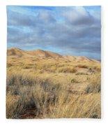 Kelso Dunes Wilderness Fleece Blanket