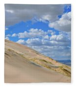 Kelso Sand Dune Field Fleece Blanket