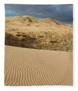 Kelso Singing Sand Dunes  Fleece Blanket