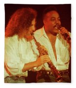 Kenny G-peabo Bryson-95-1376 Fleece Blanket