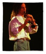 Kennyg-95-3566 Fleece Blanket