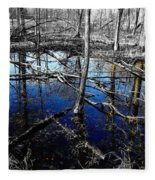 Kensington 6 Fleece Blanket