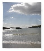 Kerry Beach Fleece Blanket
