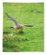 Kestrel Landing Fleece Blanket
