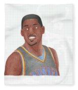 Kevin Durant Fleece Blanket