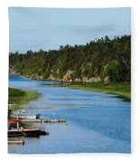 Key River Fleece Blanket
