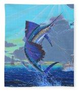 Key Sail Off0040 Fleece Blanket