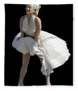 Key West Marilyn - Special Edition Fleece Blanket