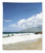 Kihei Fleece Blanket