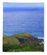 Kilauea Lighthouse Fleece Blanket