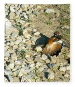 Killdeer Broken Wing Act Fleece Blanket