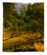 King Fisher Fleece Blanket