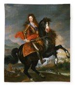 King William I I I Fleece Blanket