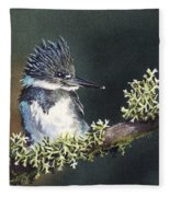 Kingfisher II Fleece Blanket