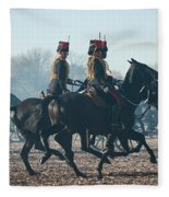 Kings Troop Rha Fleece Blanket