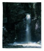 Kinsman Falls 2 Fleece Blanket