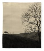 Kintyre  Plus Nine Fleece Blanket