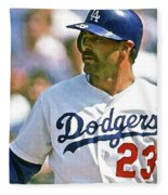 Kirk Gibson, Los Angeles Dodgers Fleece Blanket