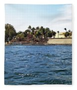 Kitchener Island Aswan Fleece Blanket