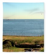 Kittery Point 2 Fleece Blanket