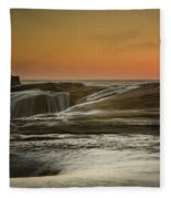 Kiwanda Tumble Fleece Blanket
