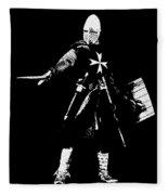 Knight Hospitaller - 02 Fleece Blanket