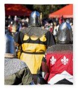 Knight Squad Fleece Blanket