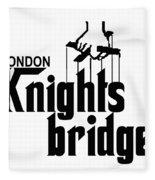 Knightsbridge Fleece Blanket