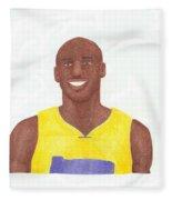 Kobe Bryant Fleece Blanket
