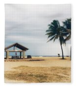 Kona Beach Fleece Blanket