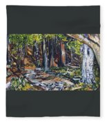 Kosak Bordelar Fleece Blanket