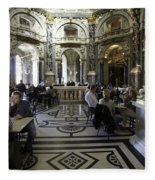 Kunsthistorische Museum Cafe Fleece Blanket