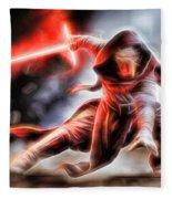 Kylo Ren I Will Fulfill Our Destiny Fleece Blanket