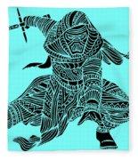 Kylo Ren - Star Wars Art - Blue Fleece Blanket