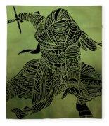Kylo Ren - Star Wars Art  Fleece Blanket