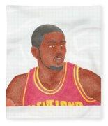 Kyrie Irving Fleece Blanket